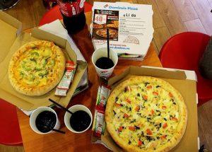 Minh Thành Tư Vấn Và Lắp Đặt Tại Quán Pizza Bà Triệu