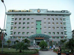 Viện bỏng bệnh viện quốc gia lắp đặt chuông gọi y tá không dây