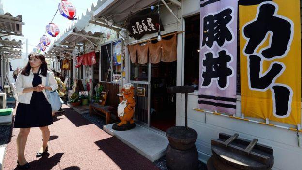nhiều quán hàng rong ở Nhật Bản thậm chí ngon hơn cả nhà hàng