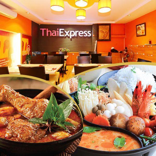 Nhà hàng Thái Thaiexpress